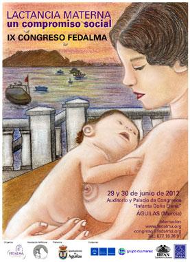 IX Congreso FEDALMA - Lactancia Materna un compromiso social