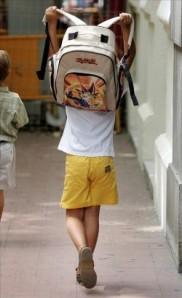 Los niños también están expuestos al síndrome de depresión posvacacional